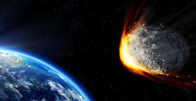 Астероид се приближува кон Земјата