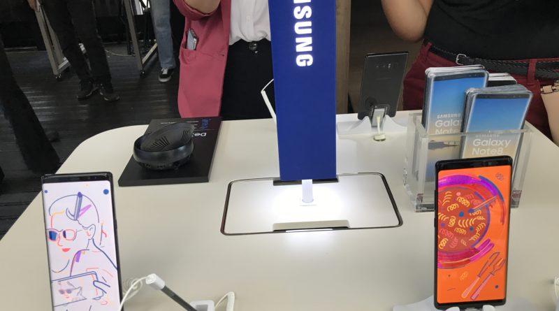 Samsung Galaxy Note 8 официјално претставен во Македонија