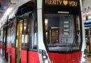 Нова генерација на трамваи Flexity во Виенa