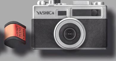 """Новата """"Јашика Ипсилон-35"""" комбинира аналогна и дигитална фотографија"""