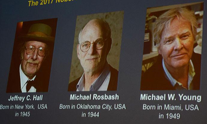 Нобеловата награда за медицина доделена на тројца Американци