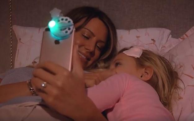 Апликација за заспивање бебиња која ќе ве воодушеви