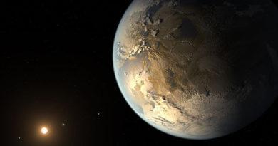 НАСА пронајде сончев систем со осум планети