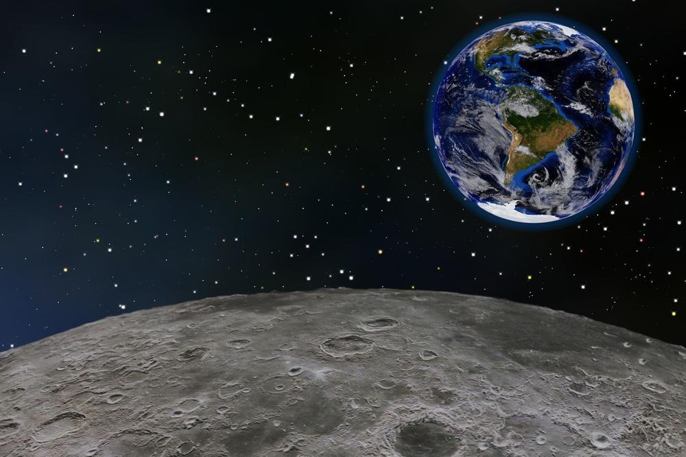 На Месечината пронајдена мрежа од мистериозни тунели