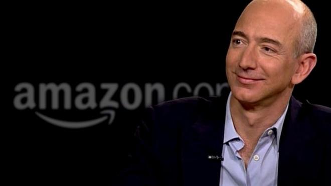 Основачот на Amazon  Џеф Безос стана најбогат човек на светот