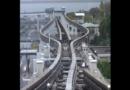 """Неверојатна железница во Јапонија """"Osaka Monoray"""" (ВИДЕО)"""