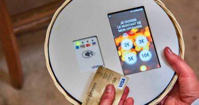 Католичка црква воведе плаќање милостина со кредитна картичка