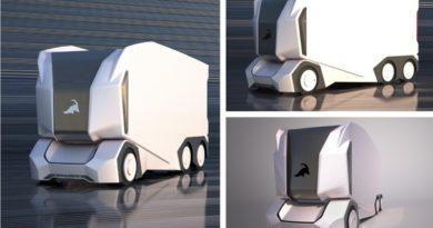 Шведска компанија претстави камион без возач и без кабина