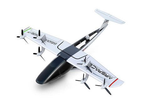 Автономно летачко такси на АirSpaceX во 2026