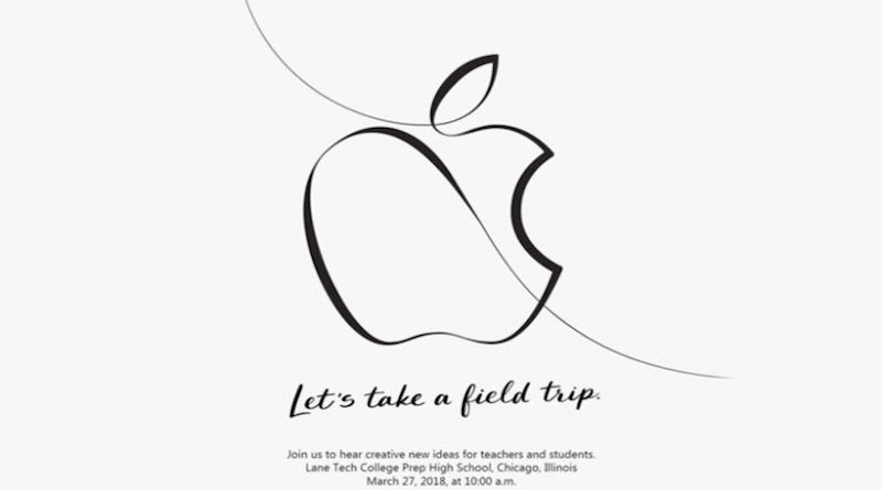 Што ќе претстави Apple на настанот на 27. март?