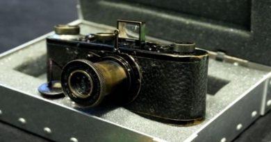 Иако нема мегапиксели, сепак е најскапиот фотоапарат во светот (ВИДЕО)