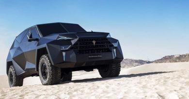 Ова е најскапиот SUV автомобил во светот!