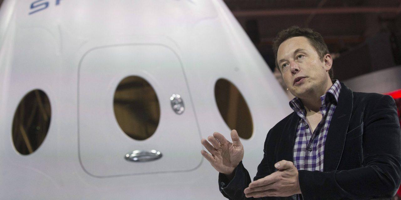 Маск го објави изгледот на новата Space X ракета