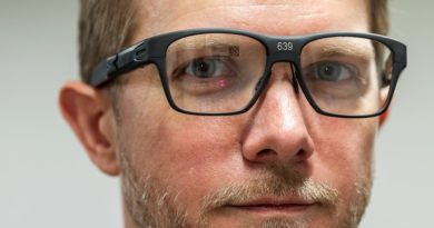 Intel ќе го прекине развојот на паметните очила