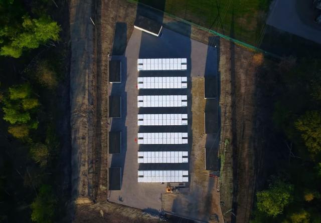 Батериите на Tesla снабдуваат цел град во Белгија (ВИДЕО)
