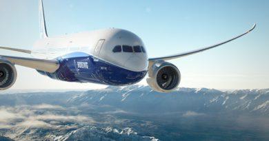 Нови проблеми во производството на Ројс Ројс моторите за Боинг 787