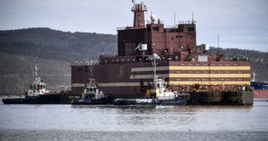 Русија ја претстави првата пловечка нуклеарна централа на светот