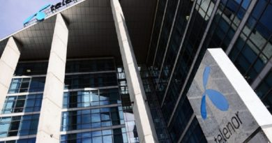 "Норвешки ""Теленор"" казнет со 96 милиони долари поради монопол"