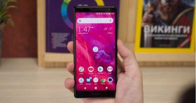 Sony Xperia XZ3 ќе има 4K екран и ќе работи на Android P