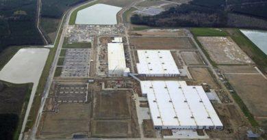 Volvo ја отвори својата прва фабрика во САД