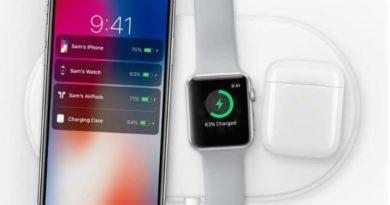 Безжичниот полнач на Apple, AirPower би требало да се појави во септември