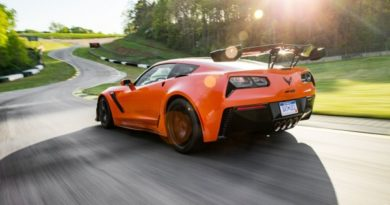 Corvette ZR1 претставува технолошко чудовиште на четири тркала