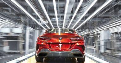 Стартуваше производството на луксузното купе на BMW (ВИДЕО)