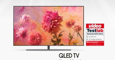 """Потврдено од Testlab: Samsung QLED TV екраните не покажуваат ефект на """"изгореници"""""""