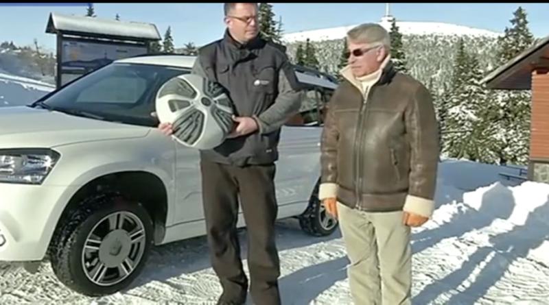 Со овој изум заборавете на ланците за гуми кај автомобилите (ВИДЕО)