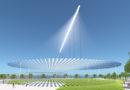 Sun Ray е соларен колектор што може да снабди 220 домови со енергија