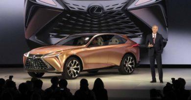 Lexus најавува влез на пазарот на електрични автомобили