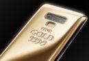 Samsung Galaxy Note 9 со еден килограм злато