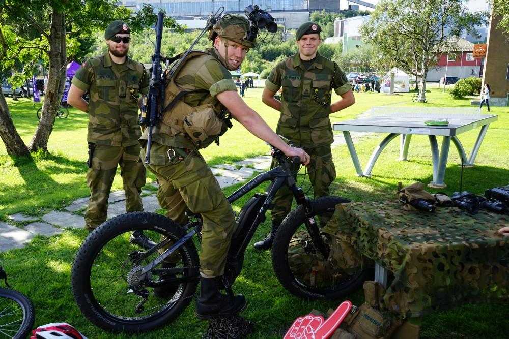 Норвешките гранични полицајци наскоро со електрични велосипеди