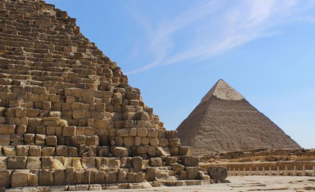 Истражување: Тронот на Кеопс во Големата пирамида е вонземски