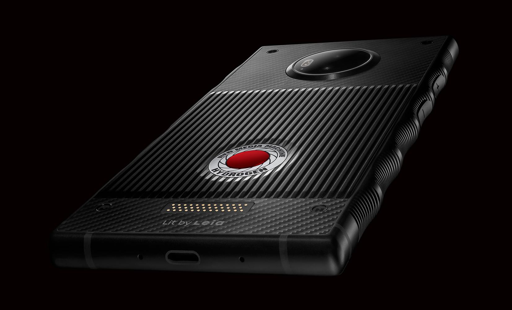 RED Hydrogen One: Новиот телефон со холографски екран