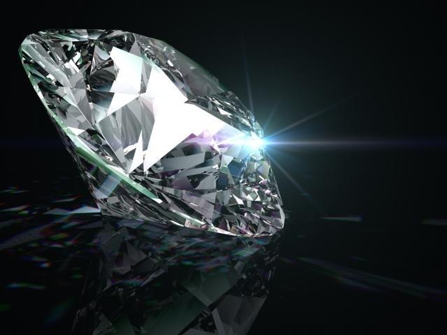 Спиеме на дијаманти, но можеме да стигнеме до нив