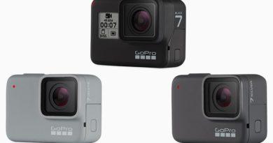 GoPro Hero 7 ќе се нуди во три верзии (ВИДЕО)