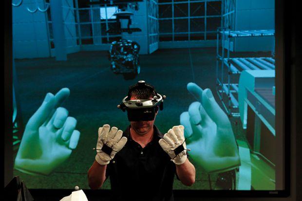 Виртуелната реалност ја намалува болката и ги зголемува перформансите за време на вежбањето