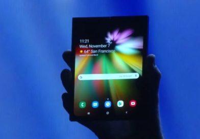 Смартфонот на превиткување на Samsung во продажба од март