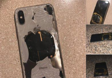 iPhone X се запалил во текот на надградбата на iOS 12.1