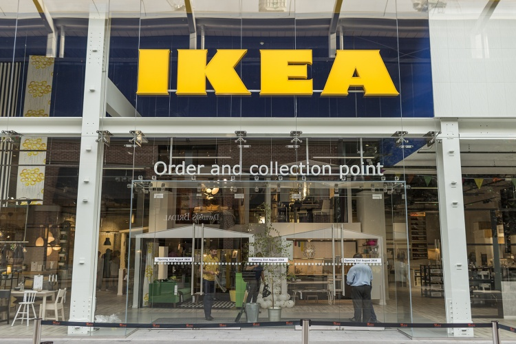 IKEA го менува концептот, ќе отвора мини-продавници
