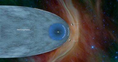 """""""Војаџер 2 """" по 40 години влезе во меѓуѕвездениот простор (ВИДЕО)"""