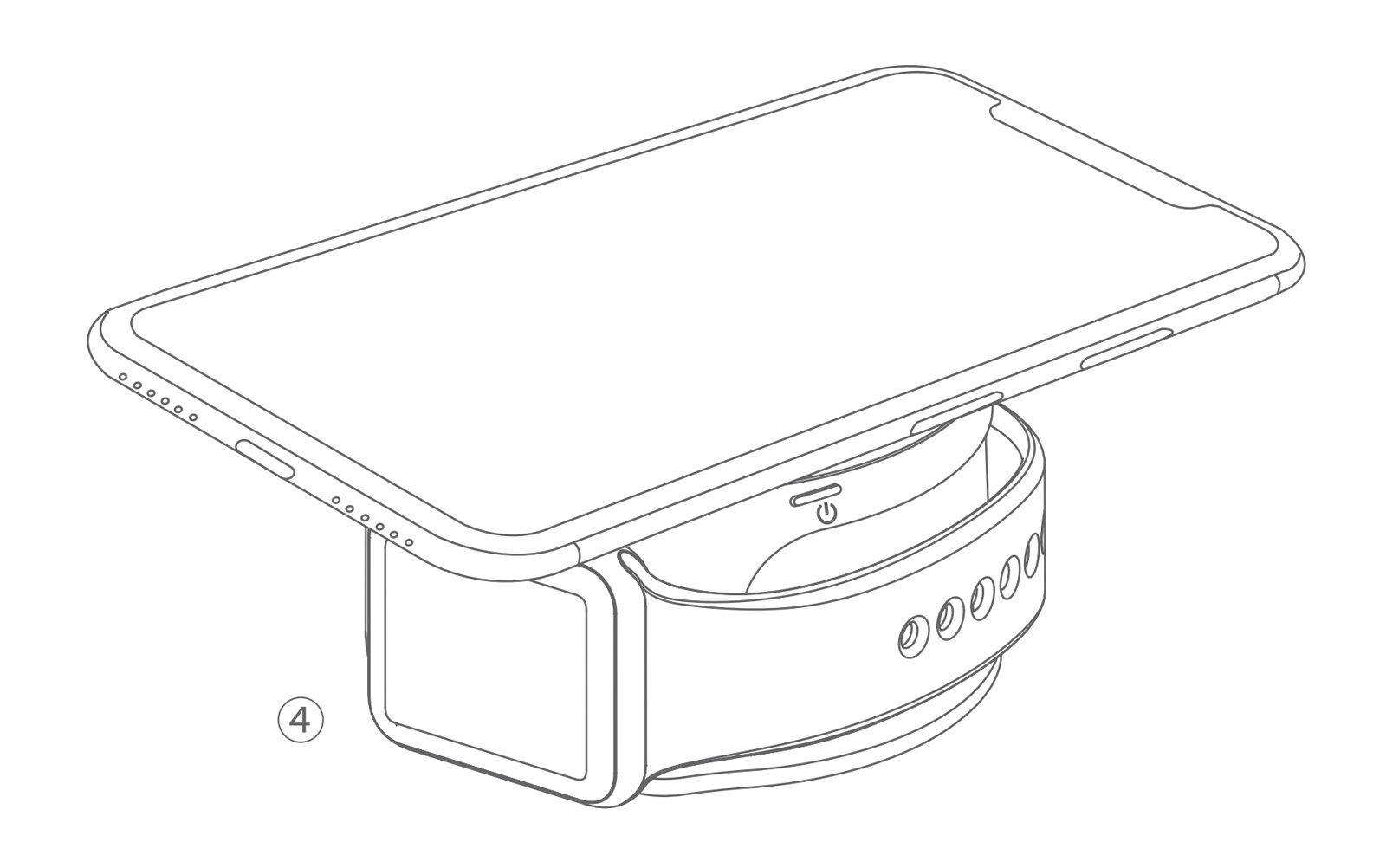 AT&T со преносна батерија која поддржува Apple Watch и iPhone