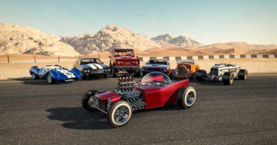 Играта Forza 7 добива седум нови автомобили