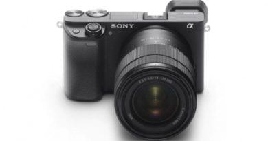 Официјализиран новиот Sony A6400 фотоапарат