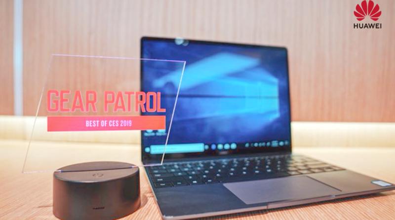 Лаптопот на Huawei, MateBook 13 собра дури осум награди на CES 2019