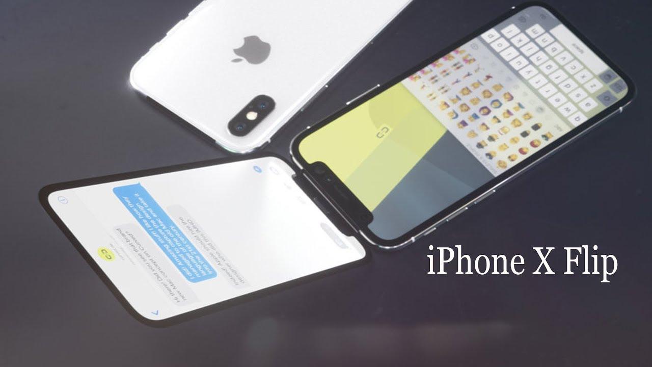 Apple создаде концепт за смартфон на преклопување