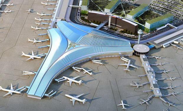 Избран футуристички проект за нов терминал на аеродромот во Чикаго