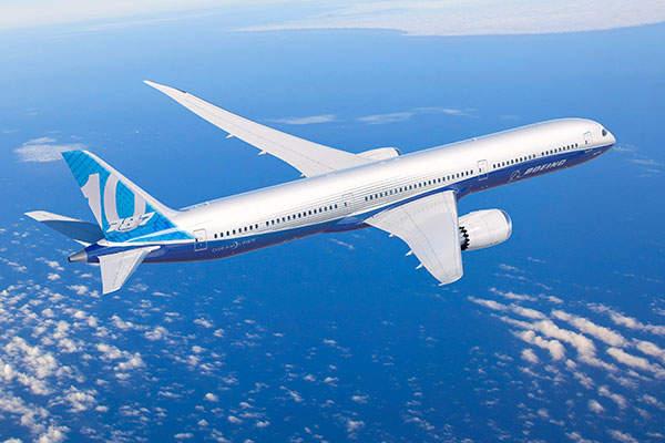 Boeing 787-10 Dreamliner има проблем со моторите?
