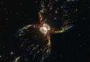Фотографиите на ѕвезди во облик на песочен часовник го одземаат здивот